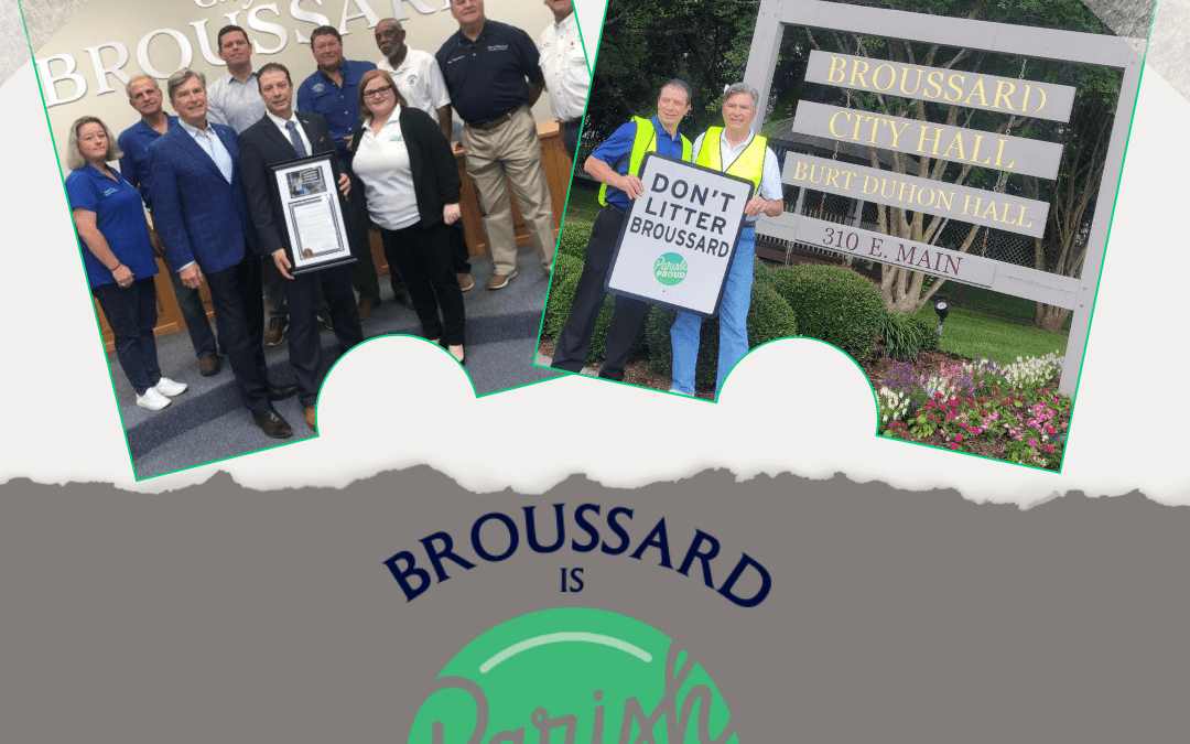 Parish Proud announces Broussard Proud
