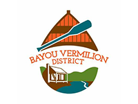 Bayou Vermilion District Logo