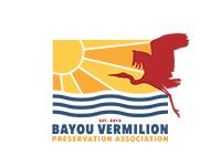 Bayou Vermilion Preservation Assoc. Logo