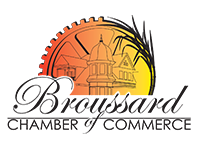 Broussard Chamber of Commerce Logo